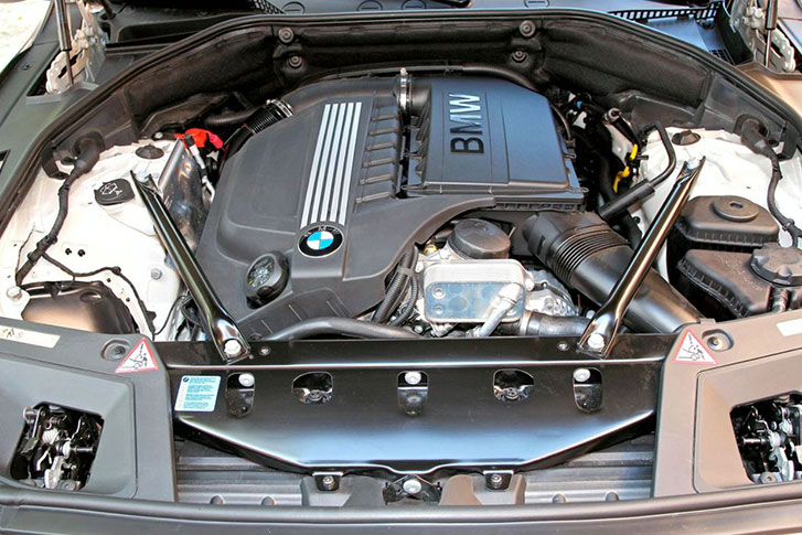 BMW 5 Series Engine