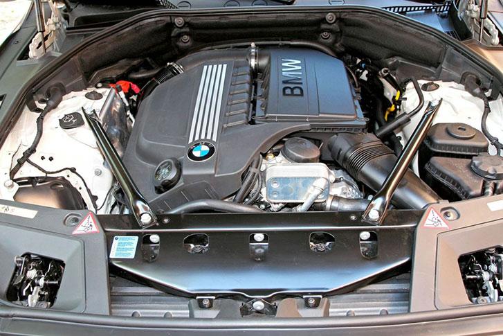 BMW 5 Series Engine
