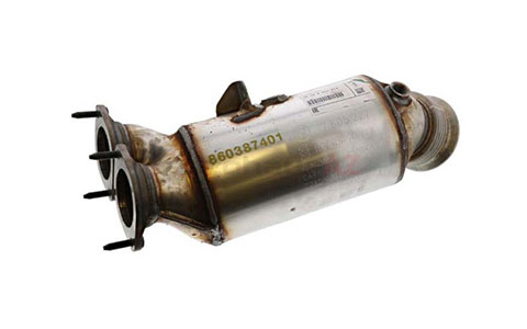 BMW catalytic converter for sale