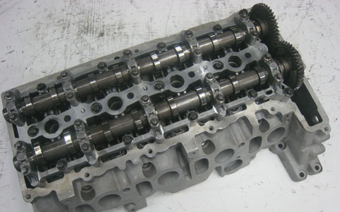 BMW cylinder head for sale