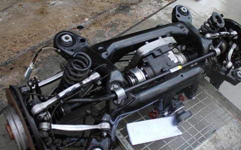 BMW rear differential for sale