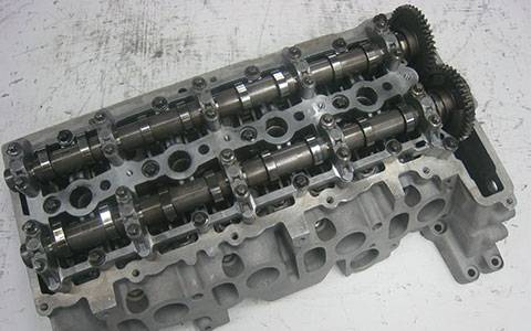 BMW cylinder head for sale