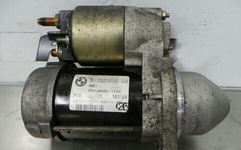 BMW starter motor for sale